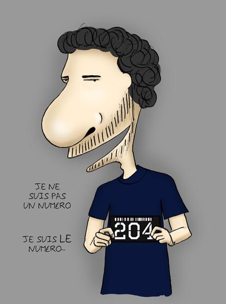 matricule-204