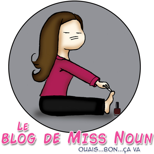 Le blog de Miss Noun